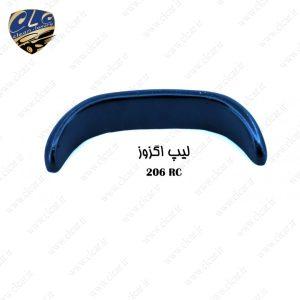 لیپ اگزوز 206